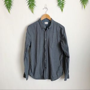 AG Adriano Goldschmied • Chambray Button Down